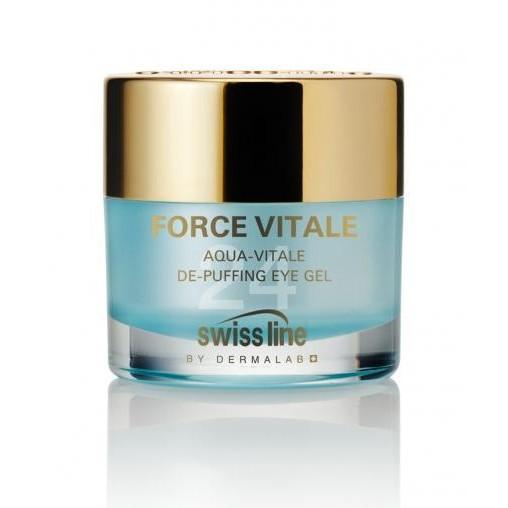 Force Vitale Aqua-Vitale De-Puffing Eye Gel