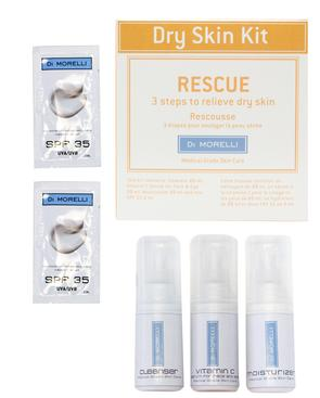Rescue: Dry Skin Treatment